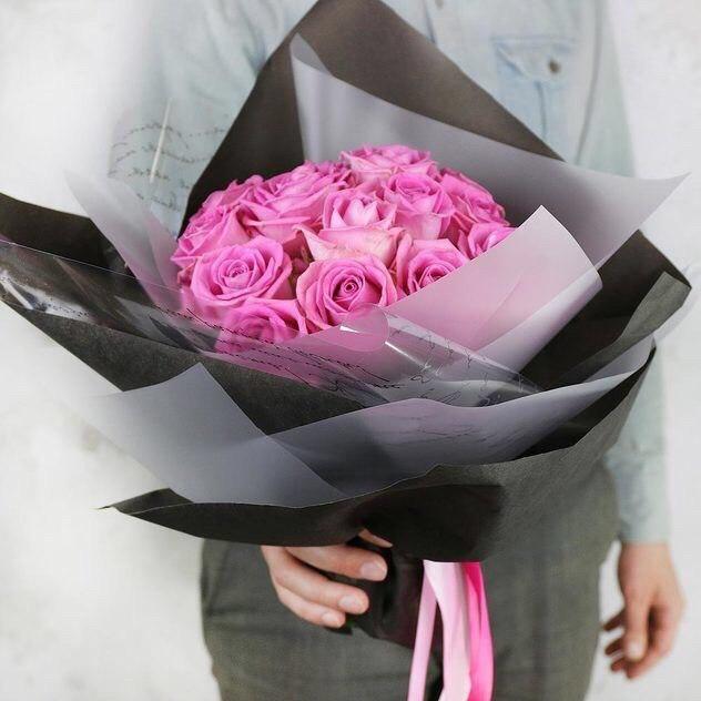 Купить розы в Караганде